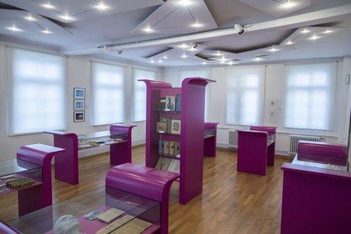 Literarisches Museum im Max-Eyth-Haus