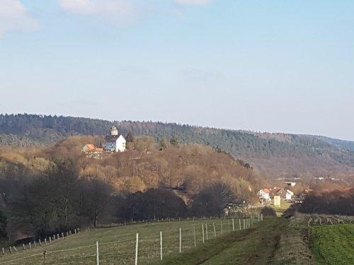Blick Burg Neuenstein