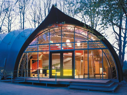 Papageno Music Theater at the Palmengarten