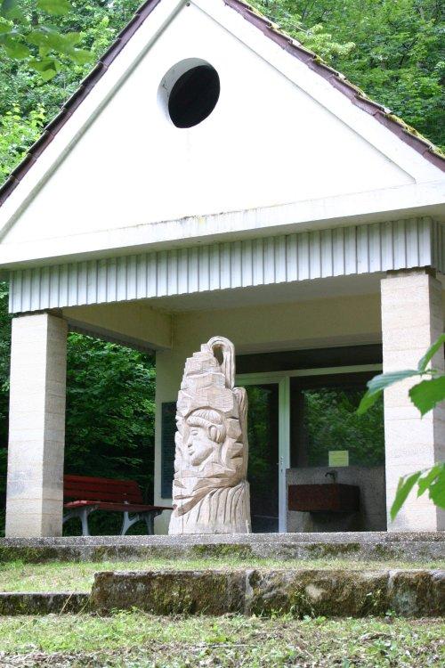 Die Römerquelle in Bad Niedernau