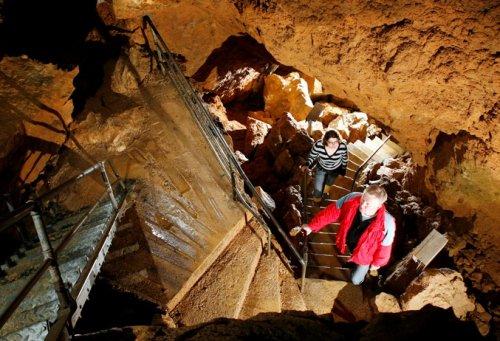 Tiefenhöhle Laichingen