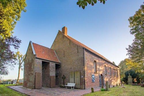 St. Elisabeth Kirche in Westrum
