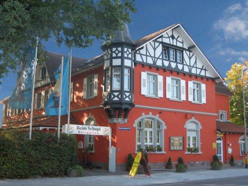 Beim Schupi Restaurant & Hotel Außenansicht
