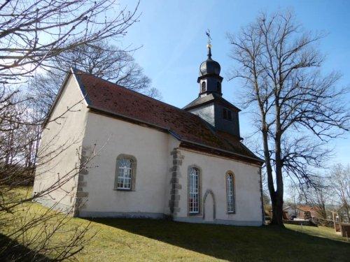 Kirche Weißenborn