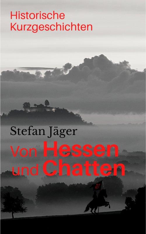 Buchcover Von Hessen und Chatten