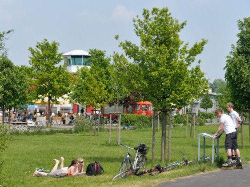 Alter Flugplatz Bonames/Tower Café