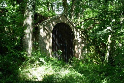 Mithras-Denkmal Schwarzerden