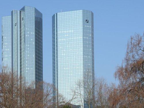 Deutsche Bank Zwillingstürme
