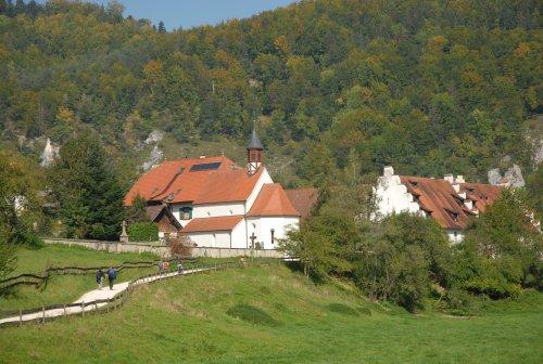 St. Georgs-Kapelle in Beuron