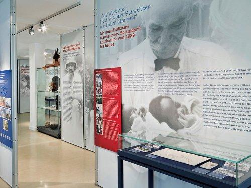 German Albert-Schweitzer Museum