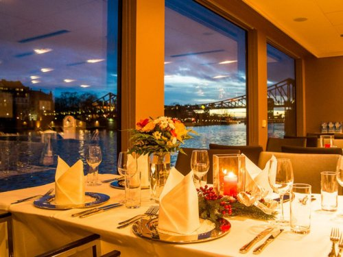 Primus-Linie Frankfurt Riversight Dinner
