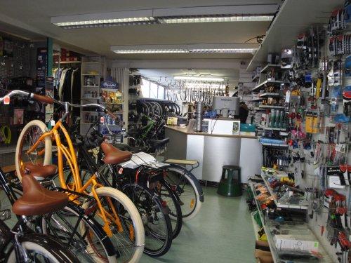 Fahrrad Intra