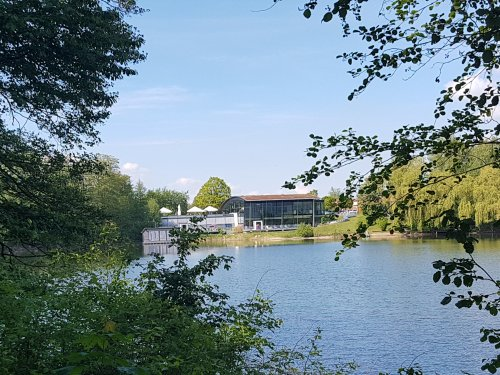 Silbersee in Frielendorf