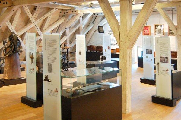 Ausstellung im Stadtmuseum Abensberg