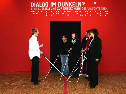 Dialogmuseum - tour start