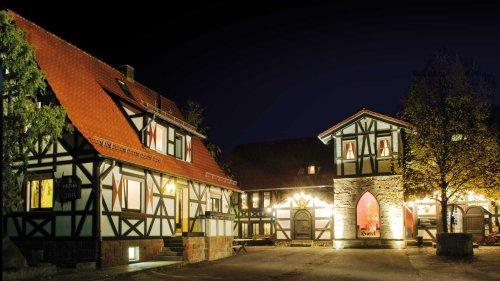 Restaurant der Grischäfer in Bad Emstal