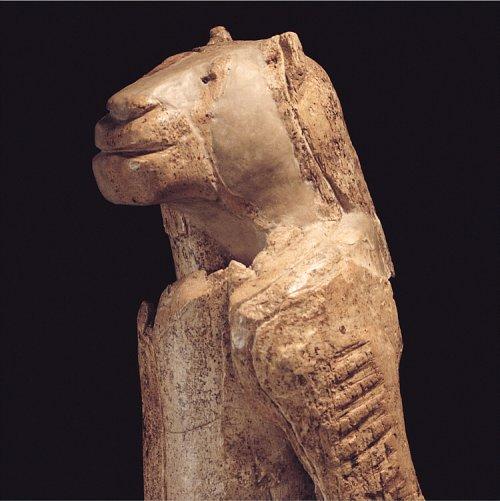 Löwenmensch im Ulmer Museum