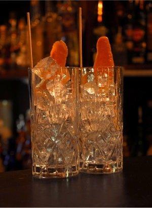 Cocktail Kofferraum Cocktailbar