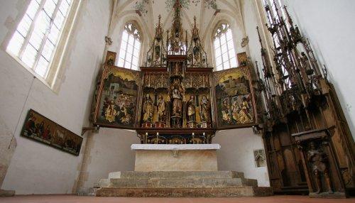 Blaubeuen Kirche