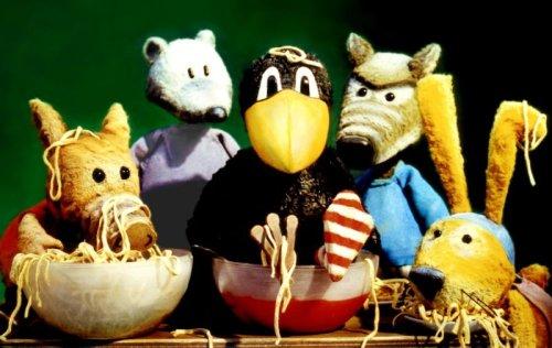 Der kleine Rabe Socke und seine tierischen Freunde