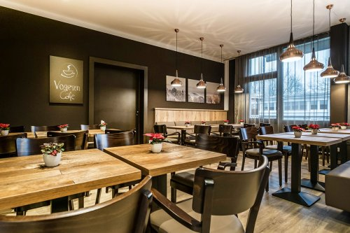 Café der Schwarzwaldklinik-Geriatrie