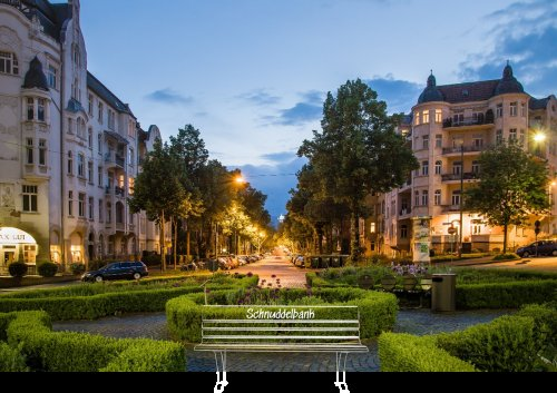 Die Schnuddelbank in Kassel