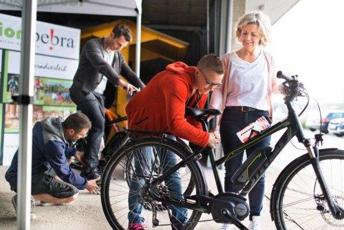 Radstation Bebra Fahrrad Verleih