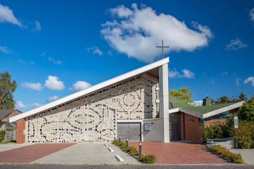 St. Ansgar Kirche in Hooksiel