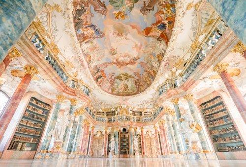 Bibliothektssaal