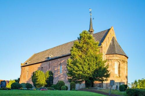 St. Johannes Kirche in Waddewarden