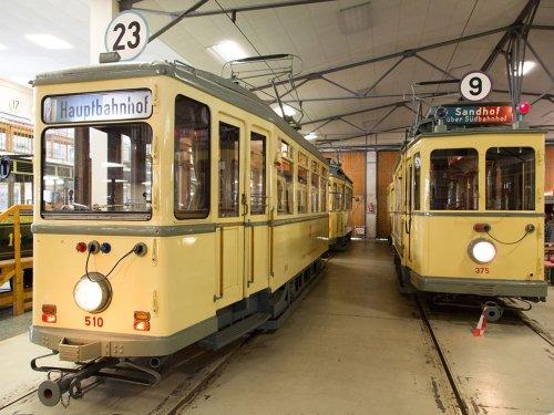 Verkehrsmuseum Frankfurt - Westhalle