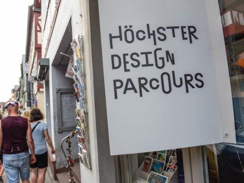Höchster Designparcours