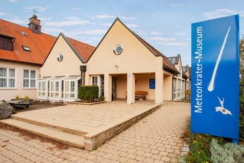 Meteorkratermuseum in Steinheim am Albuch