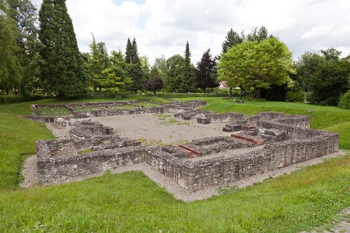 Römisches Legionsbad in Rottweil
