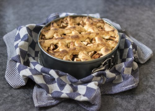 Apfelkuchen nach Omas Rezept