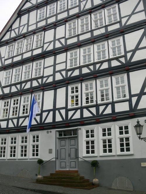 Haus der Geschichte mit Haus der Reformation und Hohenburgmuseum