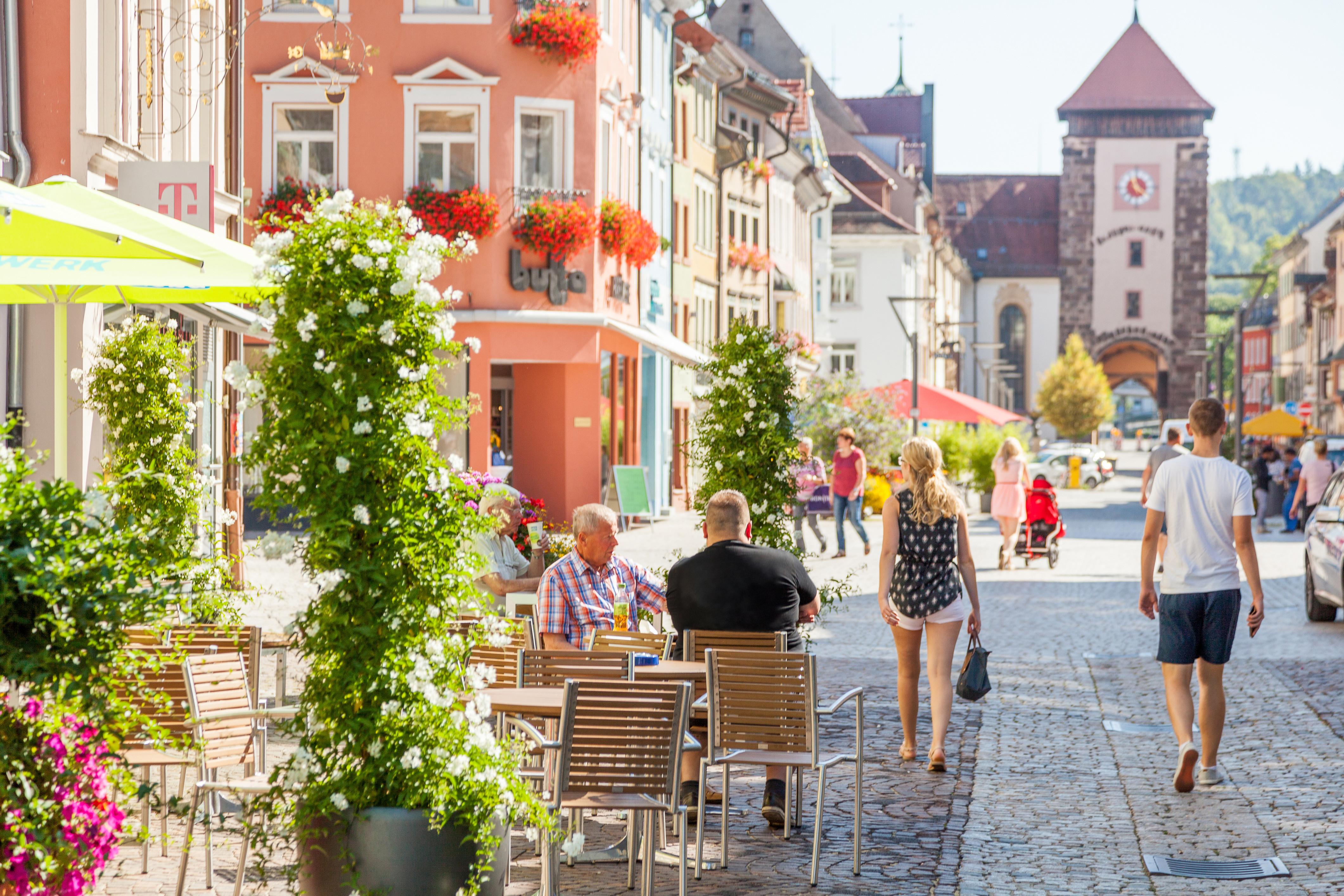 Historische Innenstadt Villingens