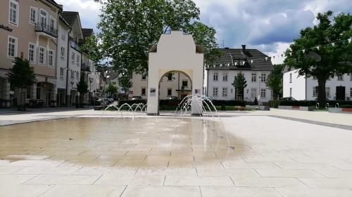 Kloster- und Rathausplatz Attendorn