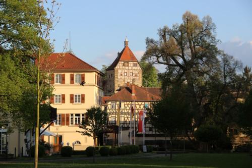 5-eckiger Turm Heimatmuseum Neckarbischofsheim