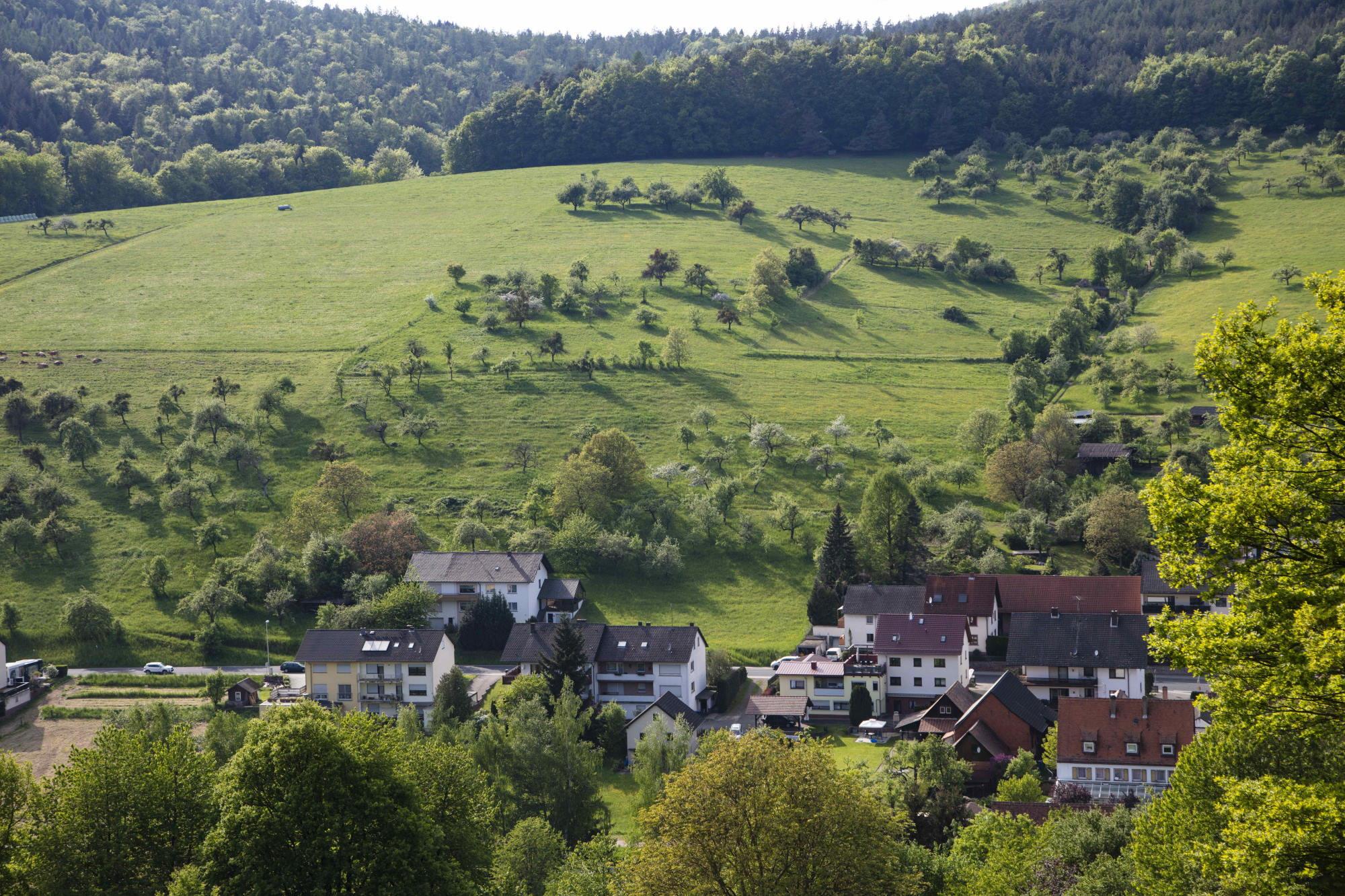 Eschau: RÄUBERLAND-Pfad Rund um Burg Wildenstein