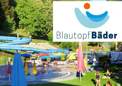Freibad in Blaubeuren