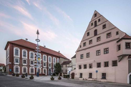 Lobkowitzschlösser in Neustadt a.d. Waldnaab.
