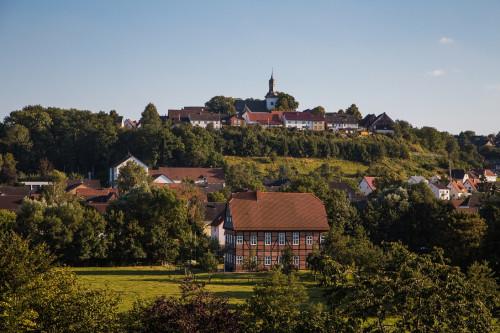 Stadtansich Bad Wünnenberg