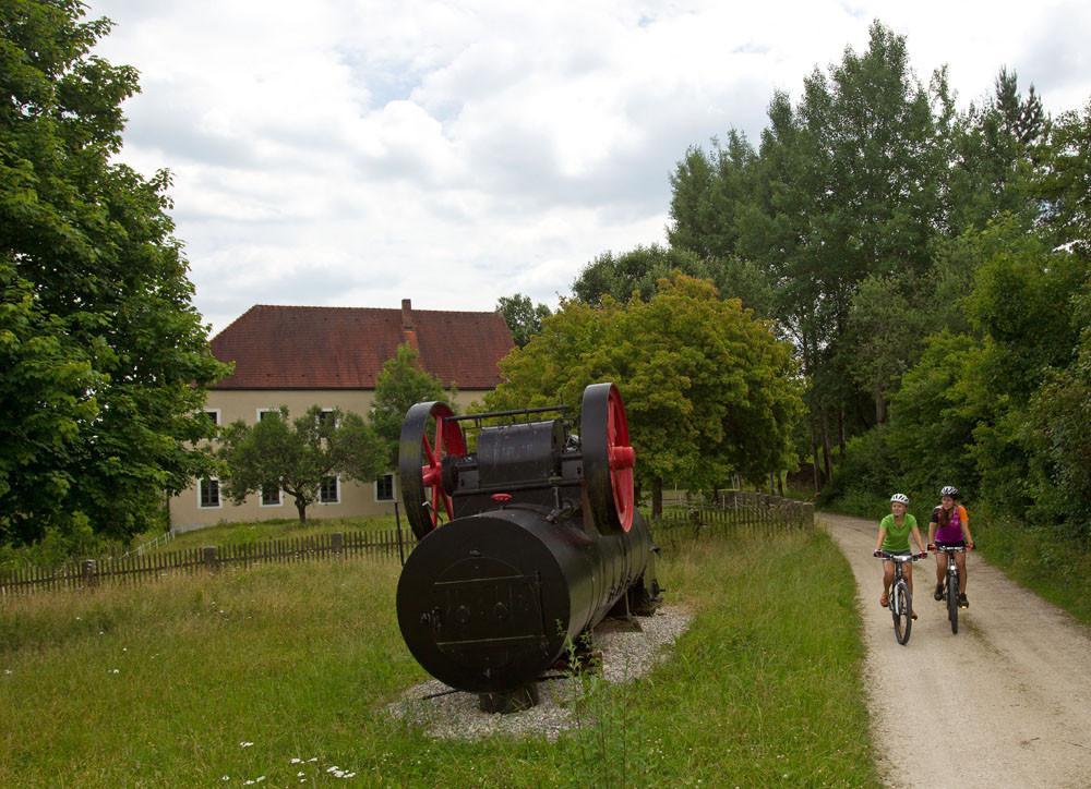Kümmerbruck im Bayerischen Jura