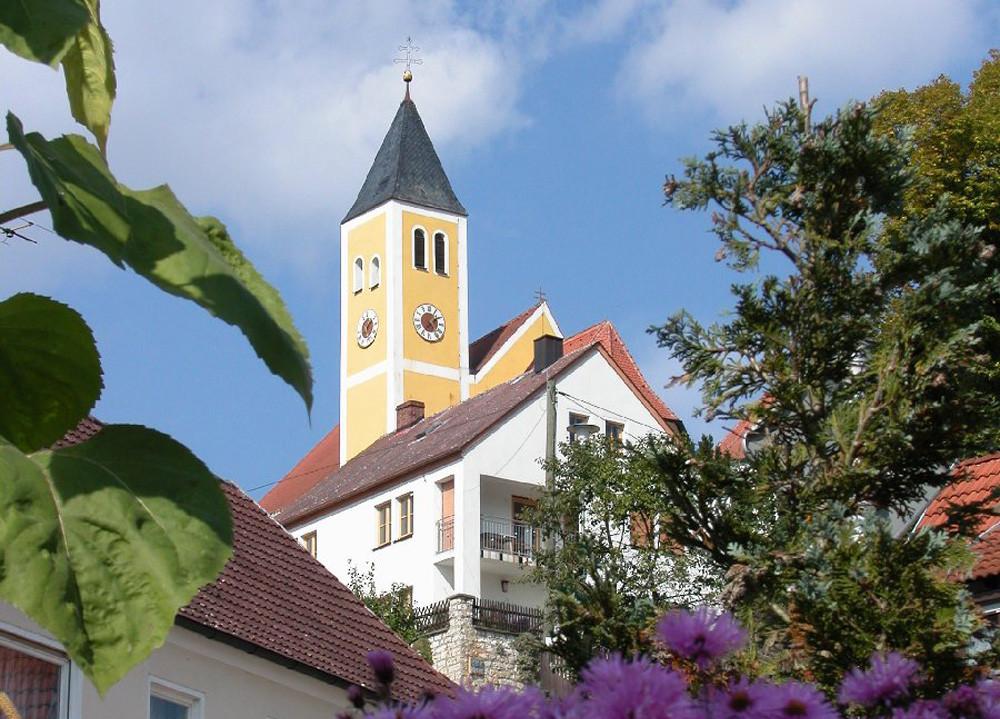Kirche St. Michael, Hohenburg-Allersburg