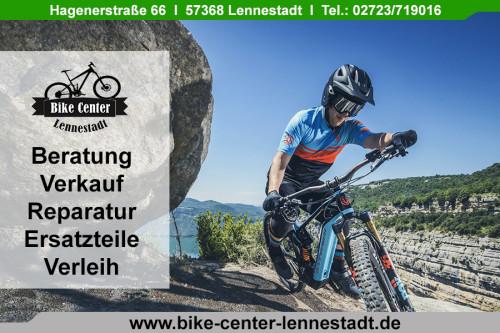 Bike Center Lennestadt by AK-Autoteile - Anzeige