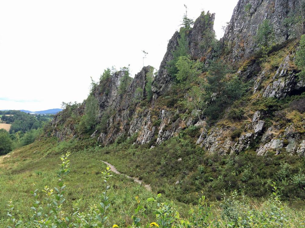 Der Große Pfahl bei Viechtach, ein beeindruckendes Naturerlebnis
