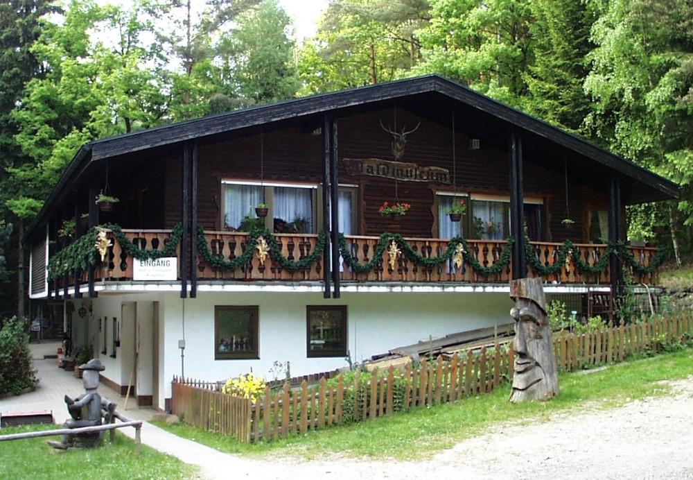 Waldmuseum Sengenbühl bei Furth im Wald am Steinbruchsee