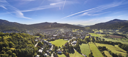 Bodenmais, im Herzen des Bayerischen Waldes