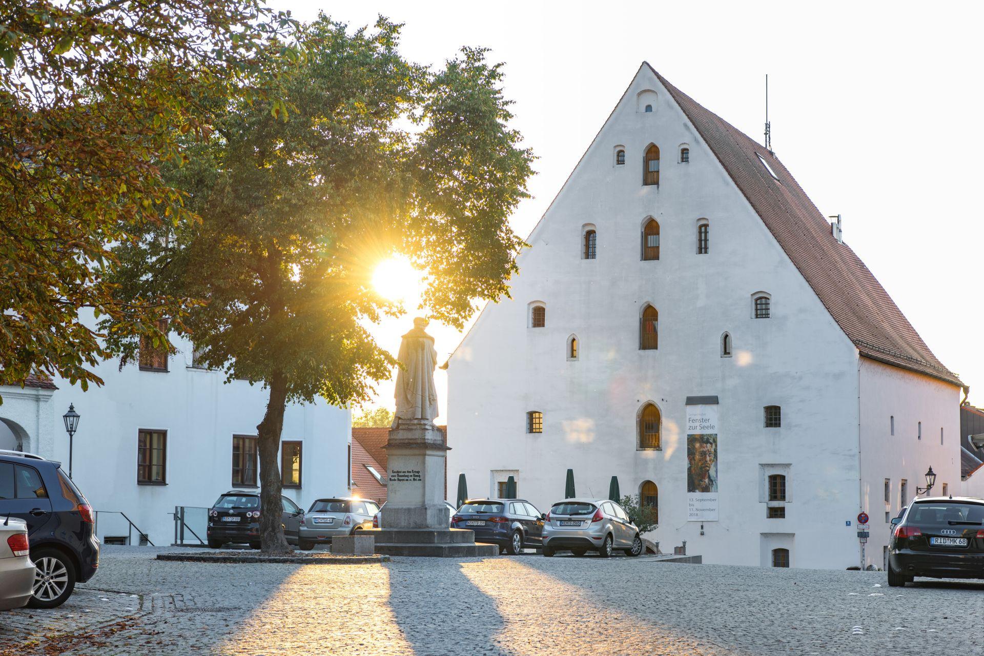 Stadtmuseum im Herzogskasten in Abensberg
